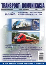 Transport iKomunikacja 5/2011